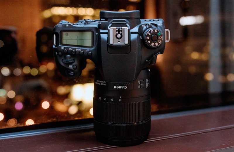 Характеристики Canon EOS 90D