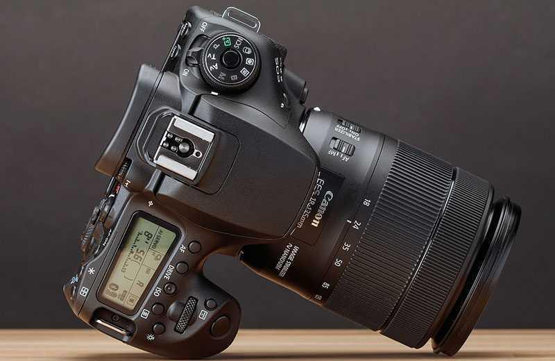 Canon EOS 90D функции