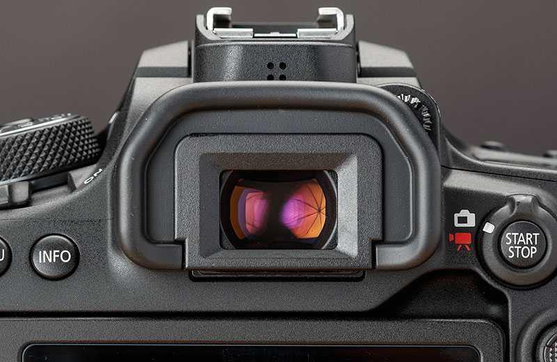 Canon EOS 90D автофокус