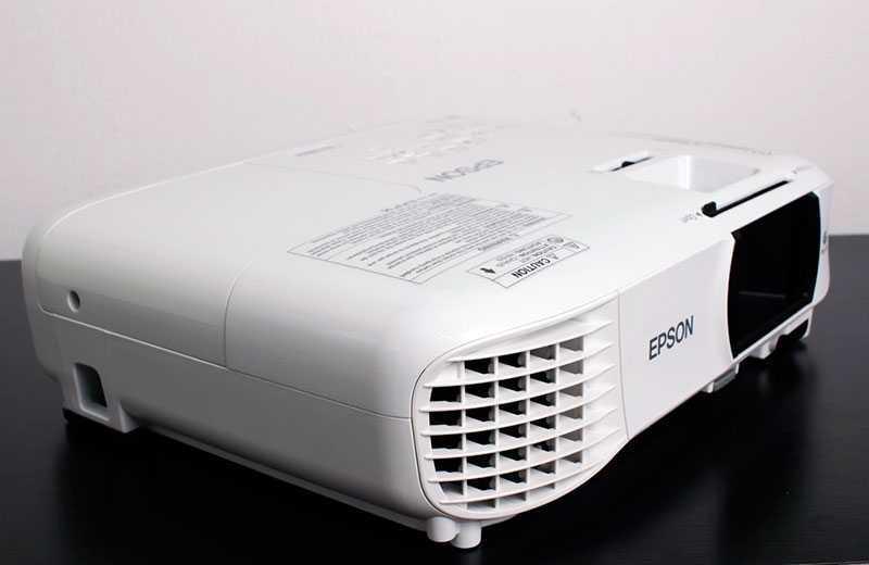 Тест Epson EH-TW650
