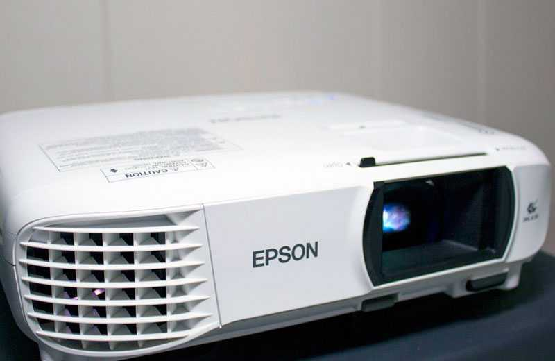 Epson EH-TW650 обзор