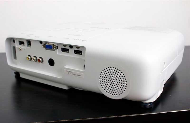 Epson EH-TW650 звук
