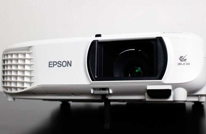 Обзор проектора Epson EH-TW650 — Отзывы TehnObzor