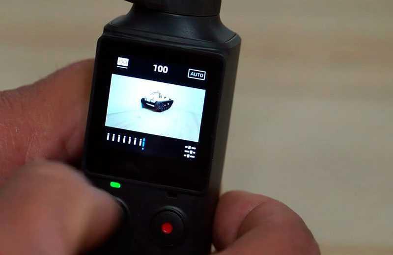 FIMI PALM режимы съёмки