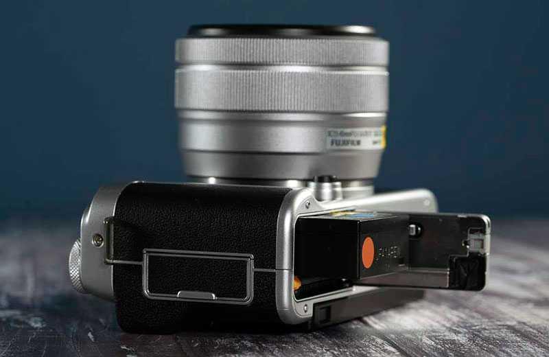 Fujifilm X-A7 обзор