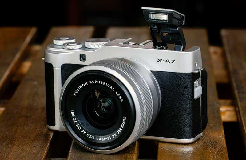 Fujifilm X-A7 качество съёмки