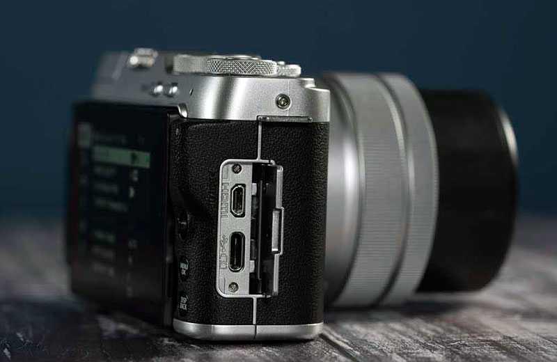 Характеристики Fujifilm X-A7