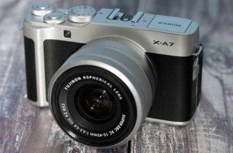 Обзор Fujifilm X-A7: идеальной камеры новичка — Отзывы TehnObzor