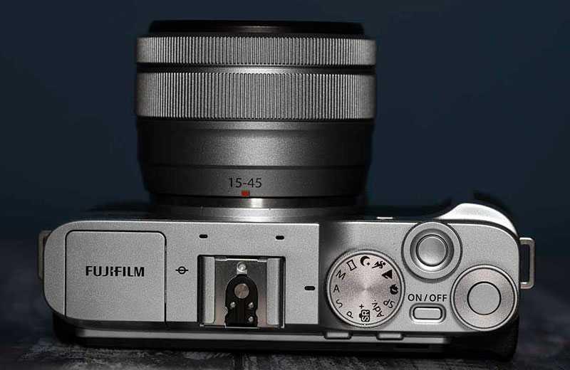 Камера Fujifilm X-A7
