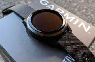 Обзор Garmin Vivoactive 4: обновлённых часов — Отзывы TehnObzor