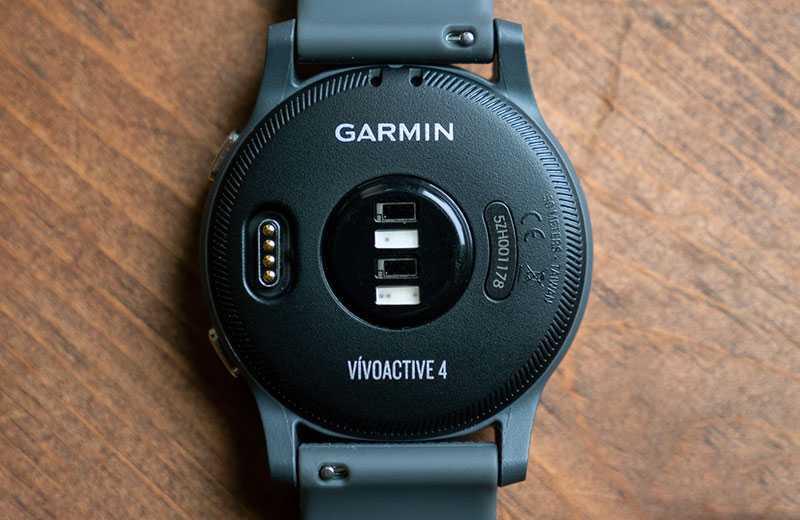 Garmin Vivoactive 4 особенности