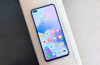 Обзор Huawei Nova 6 5G: смартфона с возможностями — Отзывы TehnObzor