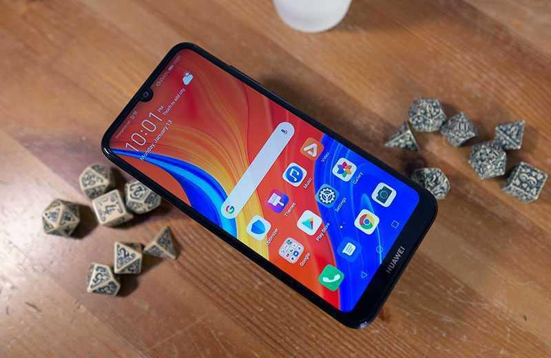 Huawei Y6s ОС