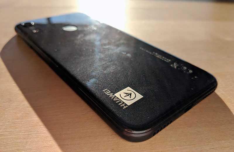 Huawei Y6s производительность