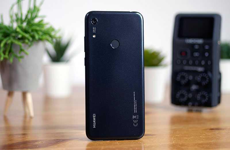 Huawei Y6s связь