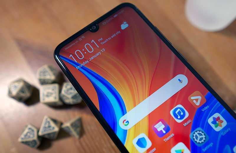 Huawei Y6s дисплей