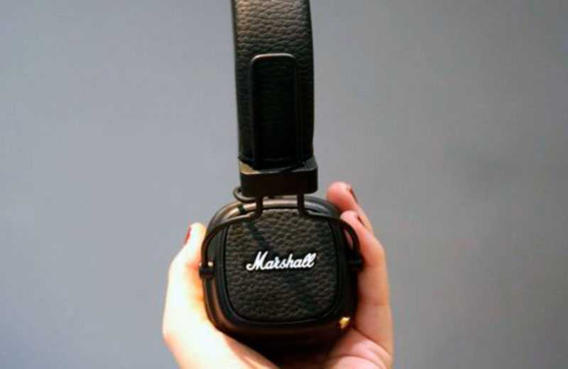 Характеристики Marshall Major III Voice