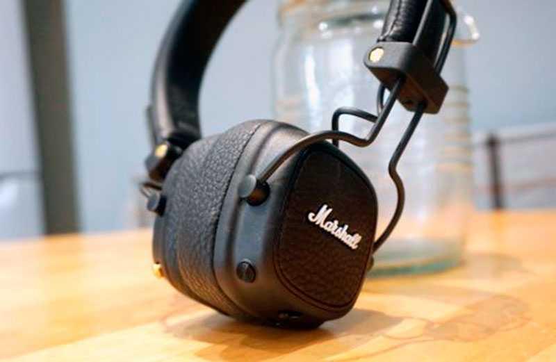 Marshall Major III Voice звук