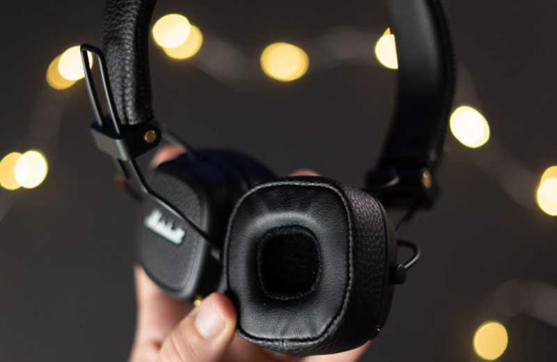 Marshall Major III Voice качество звука