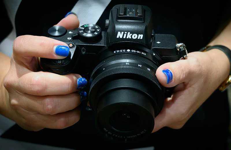 Обзор Nikon Z50
