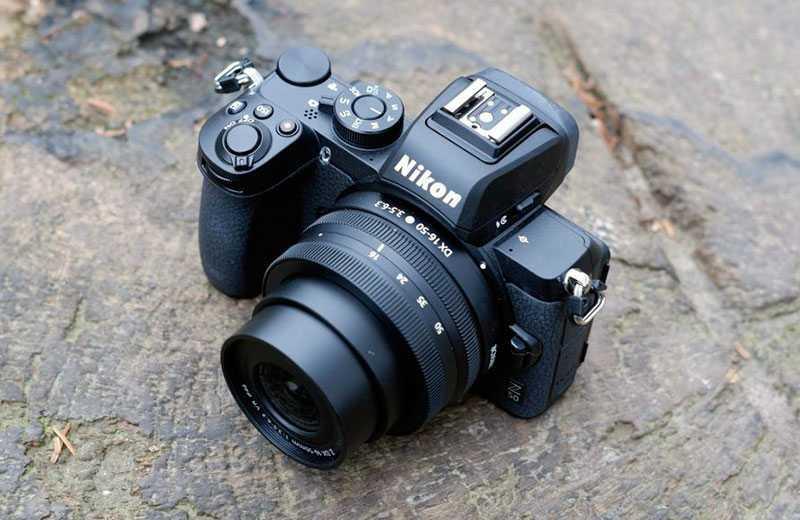 Nikon Z50 отзывы
