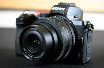 Обзор Nikon Z50 беззеркальной камеры — Отзывы TehnObzor