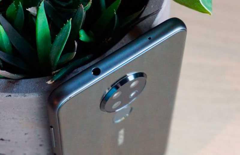 Nokia 6.2 звук