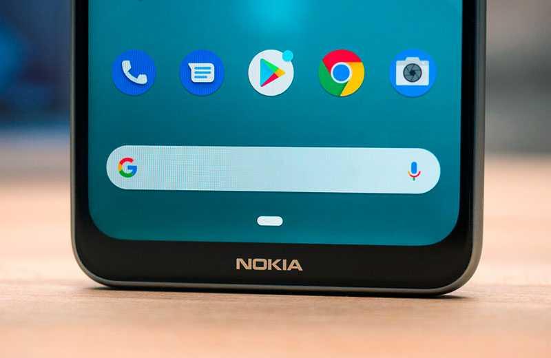Nokia 6.2 дизайн