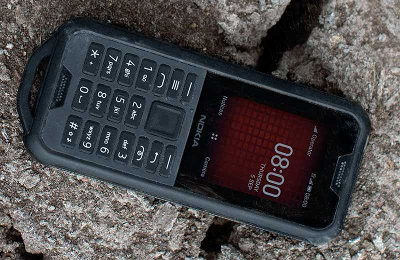 Nokia 800 Tough ПО