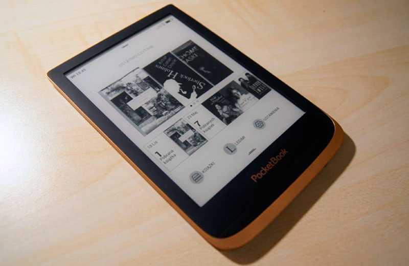 Pocketbook Touch HD 3 производительность