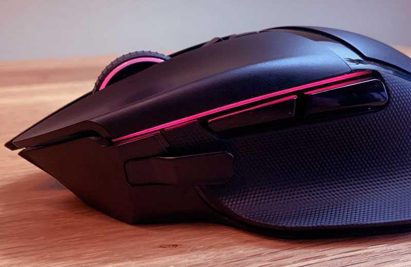 Razer Basilisk Ultimate подсветка