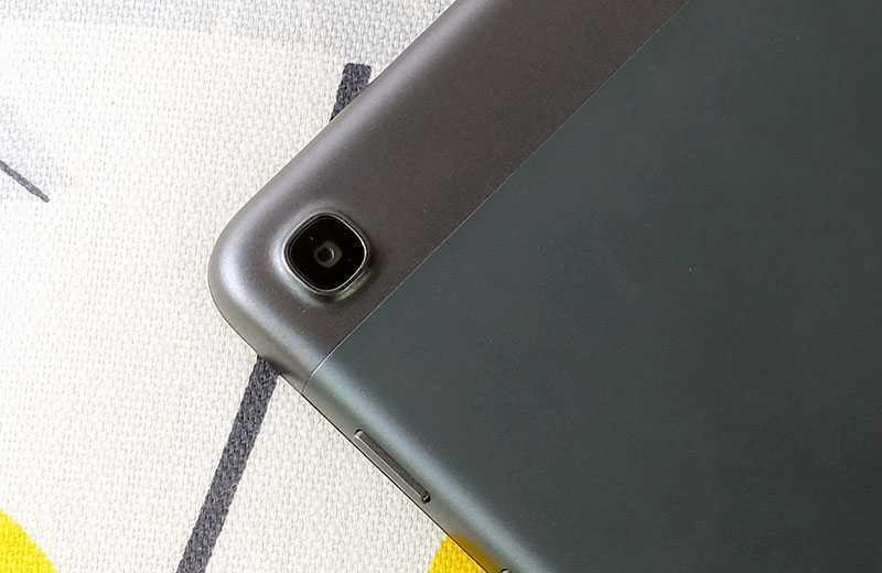 Samsung Galaxy Tab A 10.1 камеры