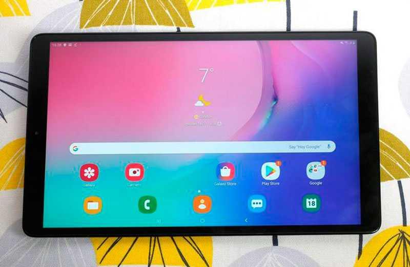 Samsung Galaxy Tab A 10.1 обзор