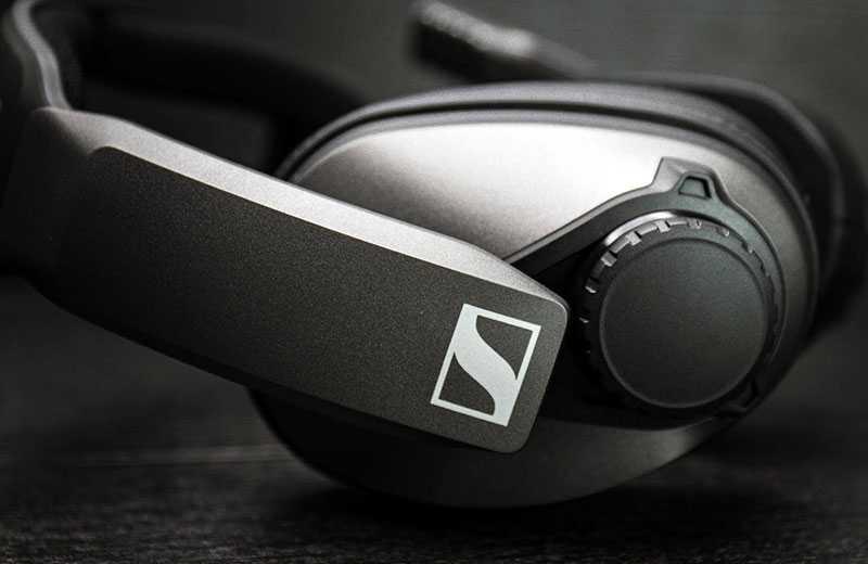 Sennheiser GSP 370 дизайн