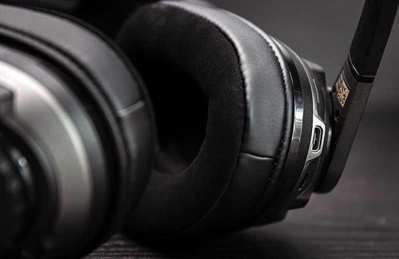 Sennheiser GSP 370 звук