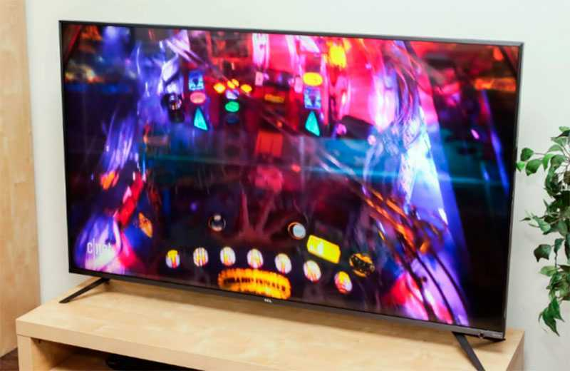TCL 4K R625 HDR TV на практике