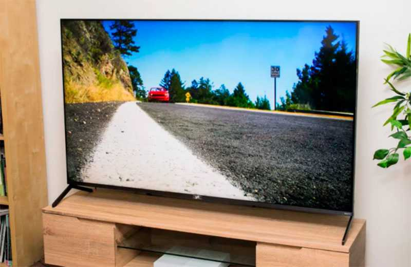 Тест TCL 4K R625 HDR TV