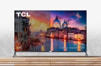 Обзор TCL 4K R625 HDR: доступный QLED-телевизор — Отзывы TehnObzor