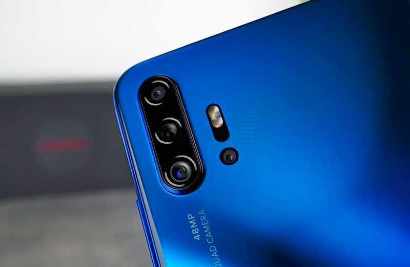 Камеры UMIDIGI F2