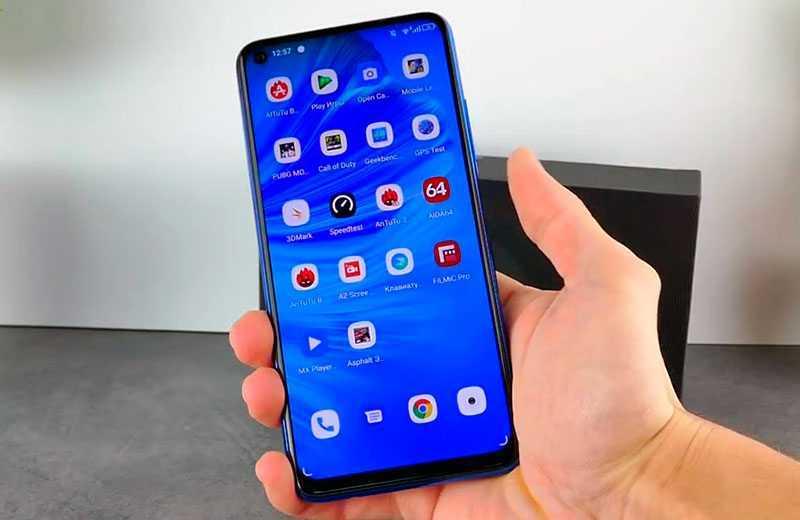 Обзор смартфона UMIDIGI F2