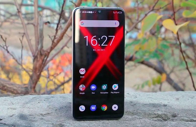 Обзор UMIDIGI X смартфона с AMOLED экраном — Отзывы TehnObzor
