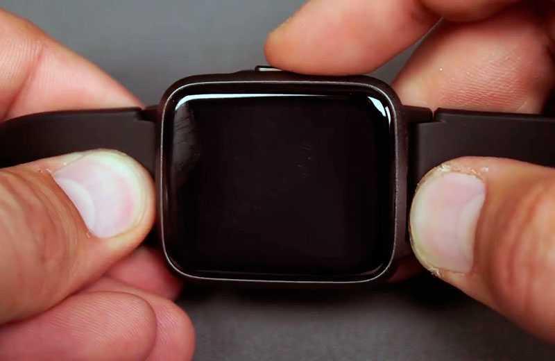 Умные часы Xiaomi Haylou LS01