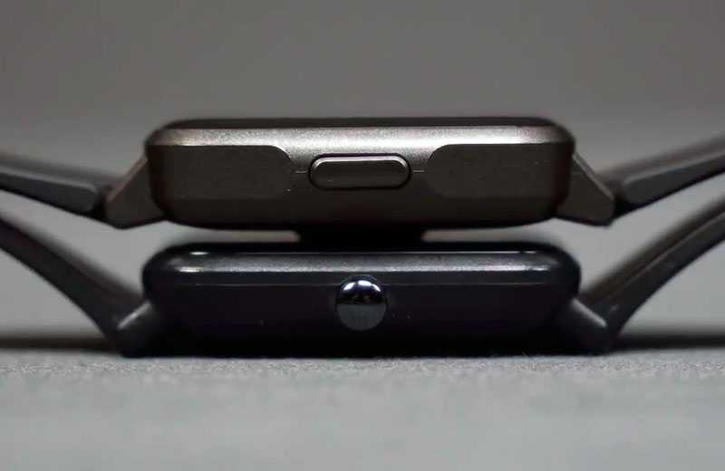 Xiaomi Haylou LS01 сбоку
