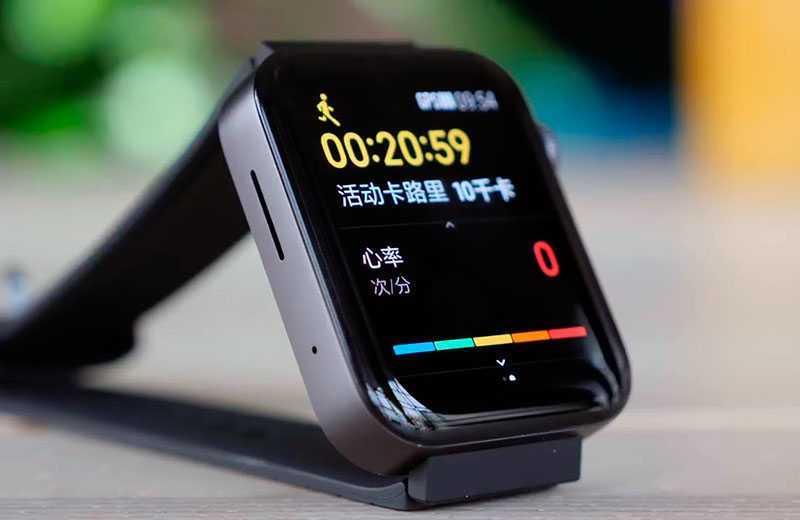 Xiaomi Mi Watch производительность