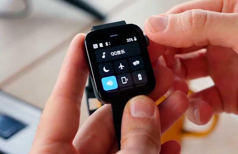 Xiaomi Mi Watch на практике