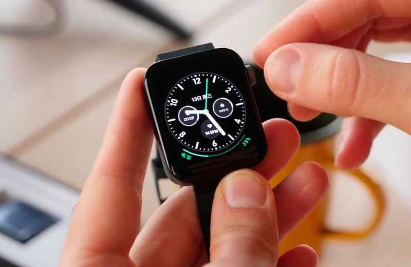 Xiaomi Mi Watch обзор