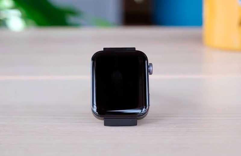 Xiaomi Mi Watch дизайн