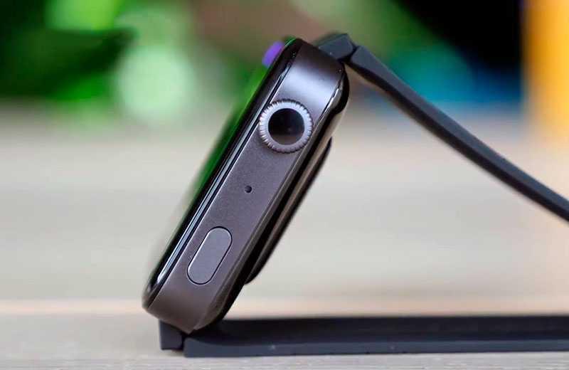 Xiaomi Mi Watch управление