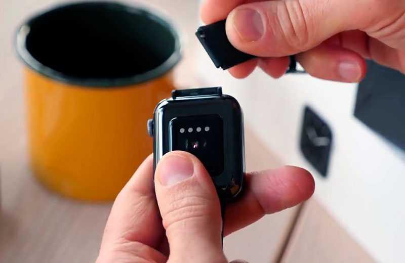 Xiaomi Mi Watch ремешки
