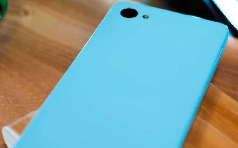 Обзор смартфона Xiaomi Qin 2